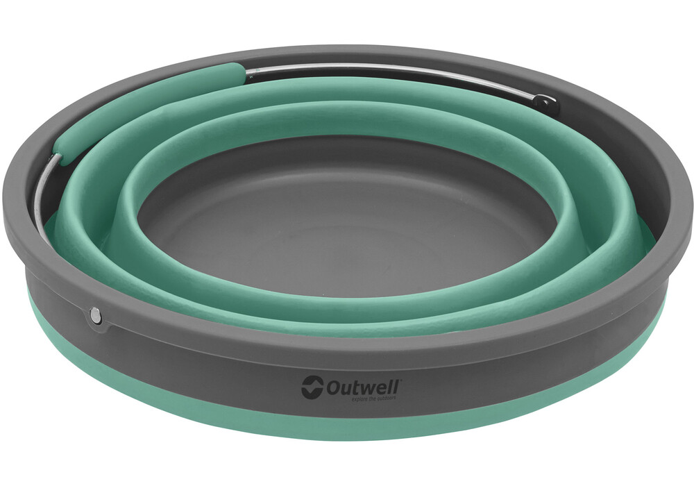Outwell Collaps jerrycan with Lid grijs/turquoise l ...